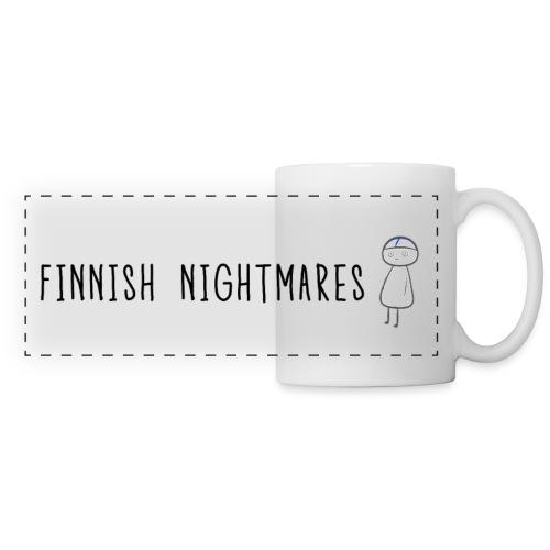 Finnish Nightmares coffee mug - Panoramic Mug
