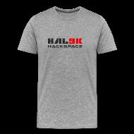 T-shirts ~ Herre premium T-shirt ~ Lys herre T-shirt