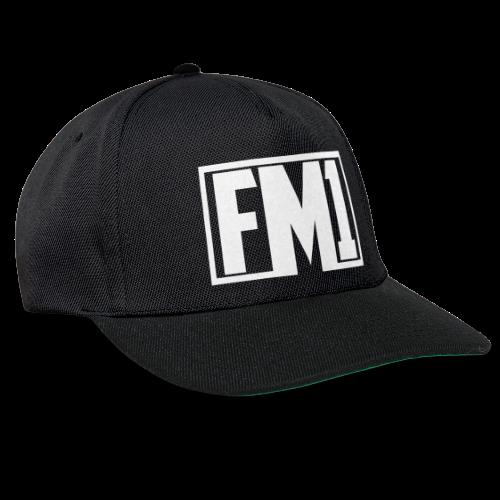 FM1 cap - Snapback Cap
