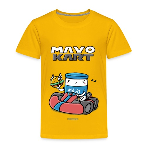 Mayokart - Kinder Premium T-Shirt
