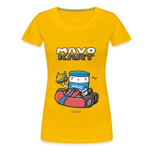 Mayokart - Frauen Premium T-Shirt