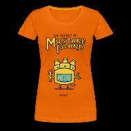 T-Shirts ~ Frauen Premium T-Shirt ~ The Secret of Mustard Island