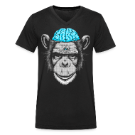 T-Shirts ~ Men's V-Neck T-Shirt ~ Product number 104109788
