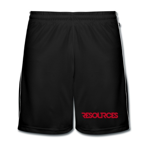 RESOURCES RUNNER : Shorts - Männer Fußball-Shorts