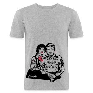 Kennedy's T-Shirt - slim fit T-shirt