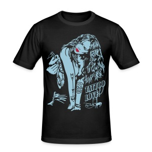 Tattoo Love T-Shirt - slim fit T-shirt