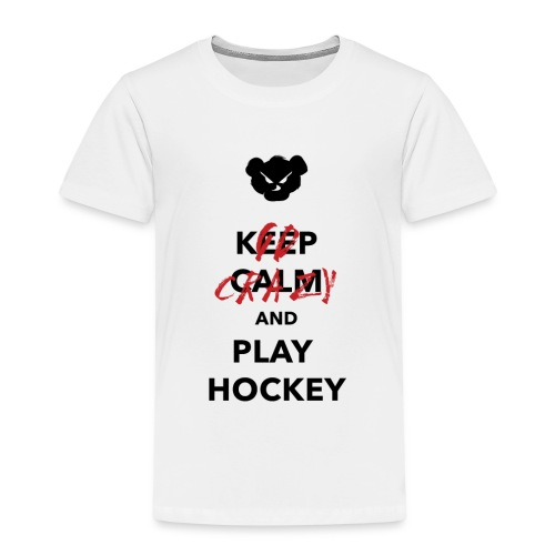 Keep calm enfant - T-shirt Premium Enfant