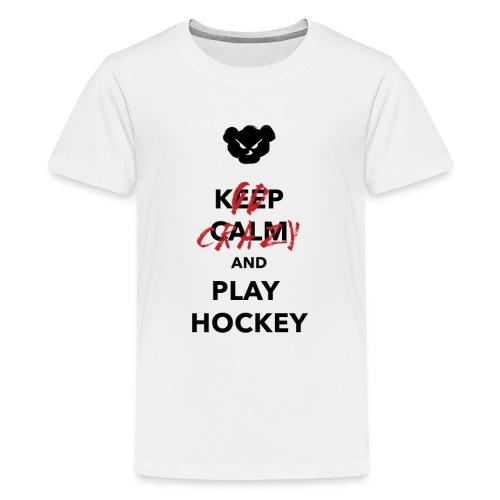 Keep Calm - Ado - T-shirt Premium Ado