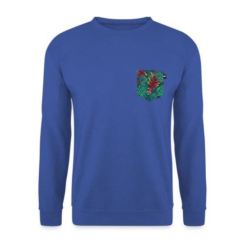 effet pocket parrot - Sweat-shirt Homme