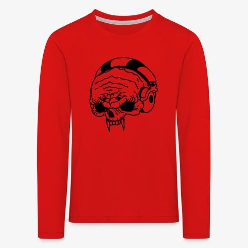 PN pitkähihainen (lasten koot) - Kids' Premium Longsleeve Shirt