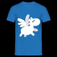 T-Shirts ~ Männer T-Shirt ~ Baby Pegasus
