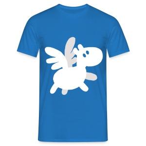 Baby Pegasus - Männer T-Shirt