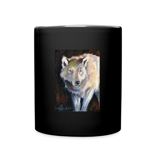 White Wolf  - Full Colour Mug