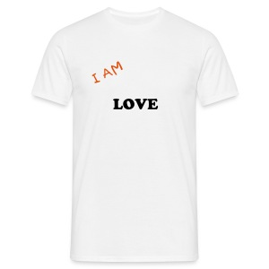 I am Not - Men's T-Shirt