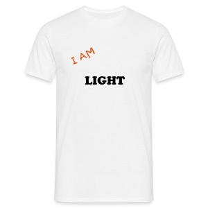 I am Light - Men's T-Shirt