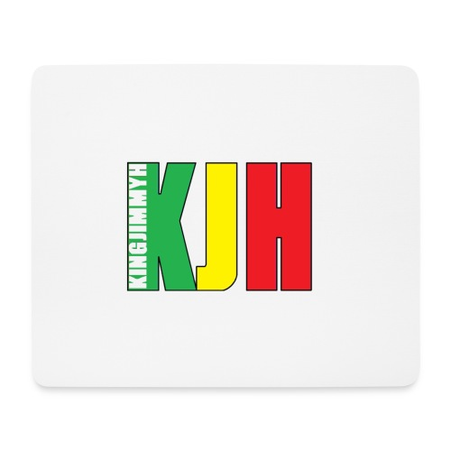 KINGJIMMYH - Mouse Pad (horizontal) - Mouse Pad (horizontal)