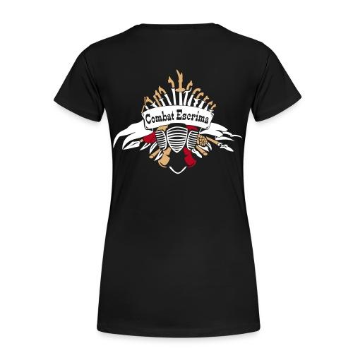 ce fem2 - Frauen Premium T-Shirt