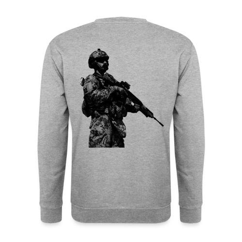 Pullover ISAF Soldat II - Männer Pullover