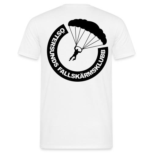 ÖFSK T-shirt HERR Svart tryck - T-shirt herr