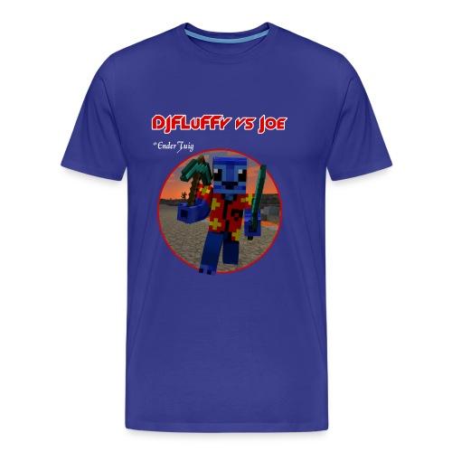 Premium FLuFFy Trooper - Mannen - Mannen Premium T-shirt