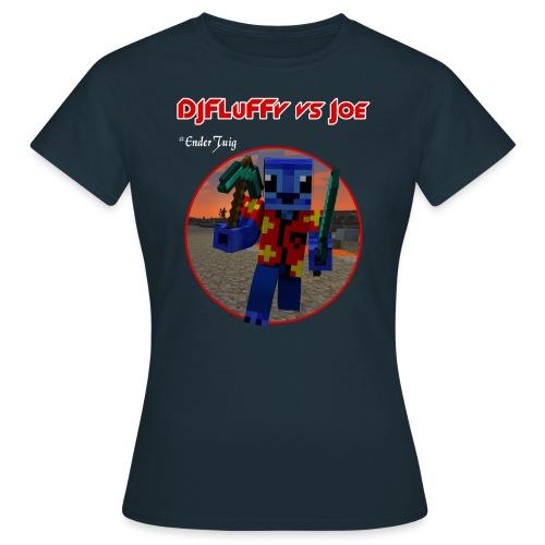 Budget FLuFFy Trooper - Vrouwen - Vrouwen T-shirt