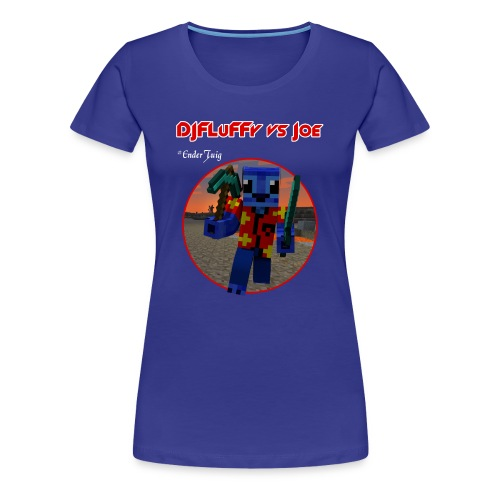 Premium FLuFFy Trooper - Vrouwen - Vrouwen Premium T-shirt
