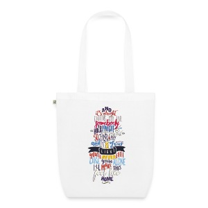 Home tote - EarthPositive Tote Bag
