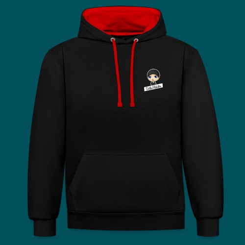 The Dutchy Hoodie! - Contrast Colour Hoodie
