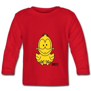Babyshirt Wakke - lange mouwen - T-shirt