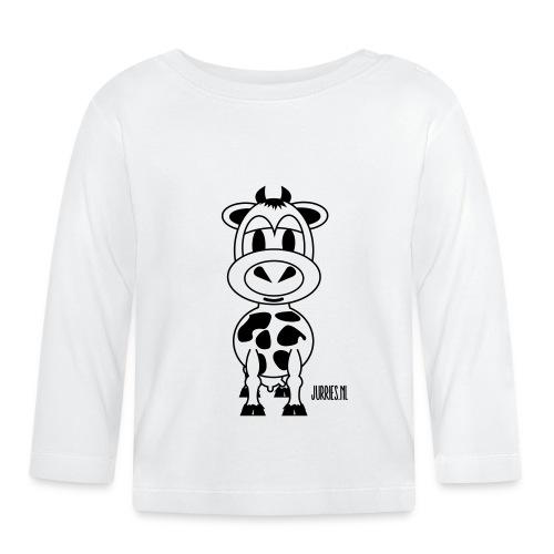 Babyshirt Melle - lange mouwen - T-shirt