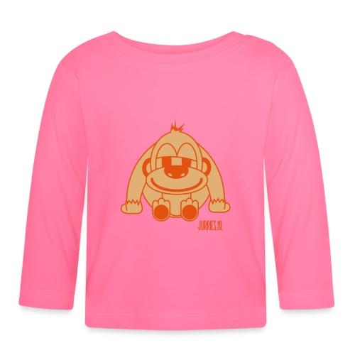 Babyshirt Pelle - lange mouwen - T-shirt