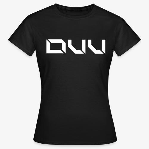 DUU Frauen Shirt - Frauen T-Shirt