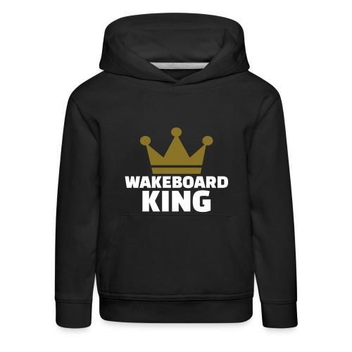 BRTL Kinder Hoodie Wakeboard King - Kinder Premium Hoodie