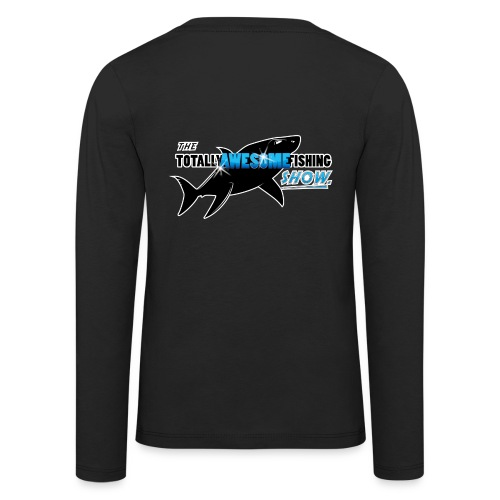 Official TAFishing Kids Premium Long Sleeve Shirt - Kids' Premium Longsleeve Shirt