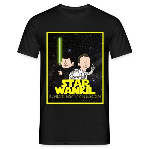 Star Wankil - T-shirt Homme