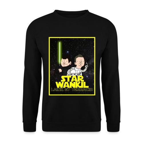 Sweatshirt Star Wankil - Sweat-shirt Homme