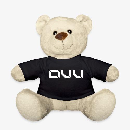 DUU Plüschbär Schwarz - Teddy