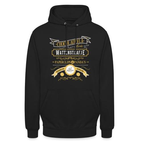 Wattenstaafje unisex hoodie - Hoodie unisex