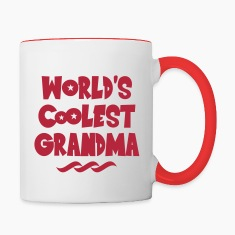 World´s coolest Grandma