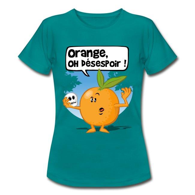 Orange oh désespoir