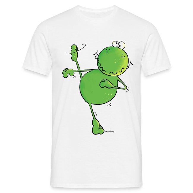 Danse grenouille