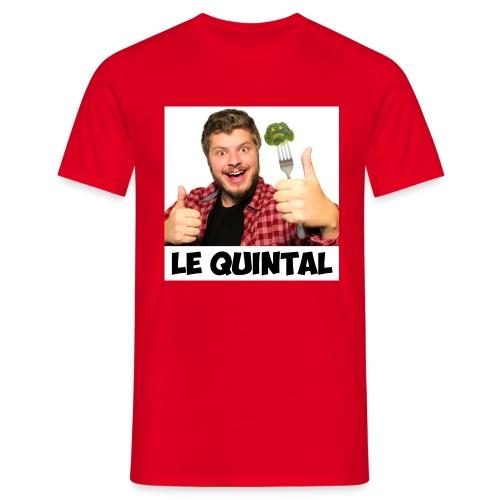 Le Quintal Youtube - T-shirt Homme