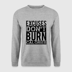 Excuses Sweatshirts - Herre sweater
