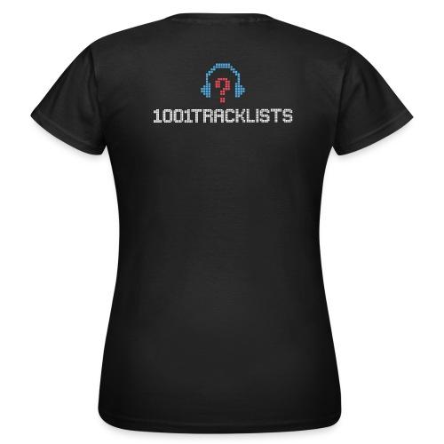 Women's Tee Front Logo / Back Text - Women's T-Shirt