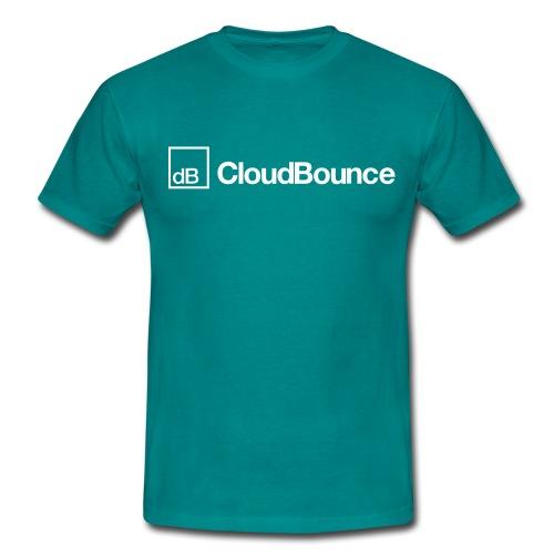 CloudBounce  - Men's T-Shirt