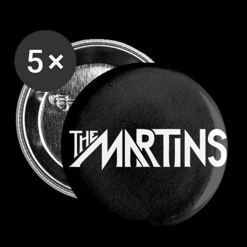 Button The Martins (Logo2) - Buttons klein 25 mm