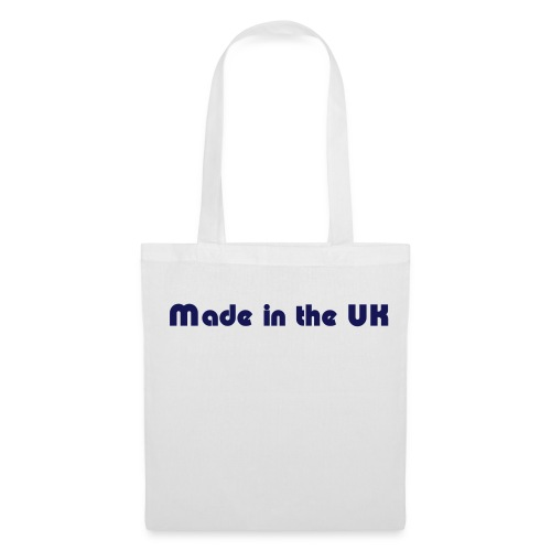 made in the UK - Tote Bag