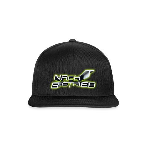 Base Cap - Nacht Betrieb - Snapback Cap - Snapback Cap