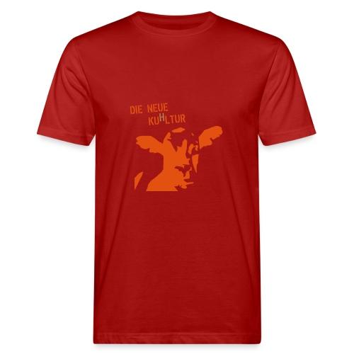 T-Shirt KuHltur bio - Männer Bio-T-Shirt
