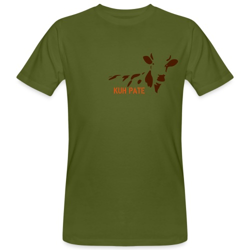 T-Shirt Kuhpate bio - Männer Bio-T-Shirt